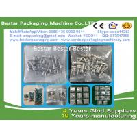 Wholesale screw pouch making machine. Screws packing machine,screws packaging machine , screws filling machine from Bestar pack from china suppliers