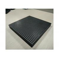 China P6 Waterproof RGB LED Module for Video Led Wall Outdoor 27777dots / ㎡ 6mm mudule on sale