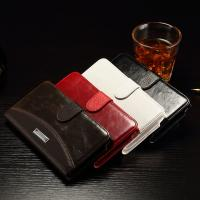 Wholesale Galaxy Note 5 Samsung Leather Wallet Case Litchi Splitting For Business from china suppliers