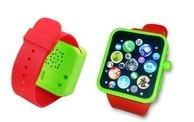 Wholesale Children multifunctional 3D TWatch toy, development puzzle intelligent learning machine, TWatch Apple watch wholesale from china suppliers