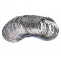 Wholesale 0.1mm 0.5mm Tungsten Rhenium Alloy W-Re Thermocouple Wire High Sensitivity from china suppliers