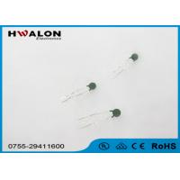 Buy cheap OEM ODM  PTC Thermistor For Circuit Overcurrent  Overload Protection from wholesalers