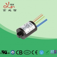 Buy cheap Low Pass UL 94V-0 500VDC 250VAC Electronic Noise Filter from wholesalers