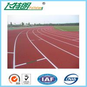 All Weather Track Surface PrefabricatedFlooring Rubber Gym Floor Outdoor