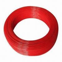 China Thermocouple Compensation Cables with PFA Insulated and PVC/PFA/FEP Jacket on sale