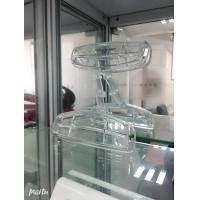 Buy cheap OEM Painting Free Plastic Injection Parts Transparent High Gloss Complex from wholesalers