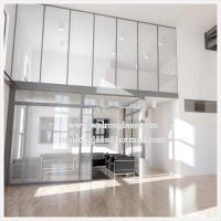Buy cheap Tempered or Toughened Printed Glass Partition from wholesalers