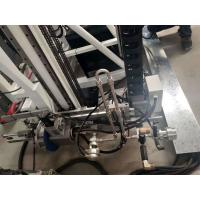 Buy cheap Customizable Double Glass Auto Sealing Machine , 380V Glass Processing Machine from wholesalers
