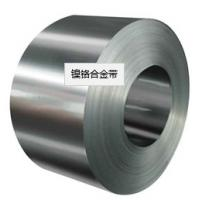 China Ni-Cr Alloy strip can be trimed by customers' requesting and processed to resistor on sale