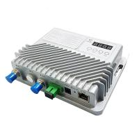 Wholesale Aluminum Casing 1550nm Outdoor Optical Node Support SNMP 12V/1.5A Power Adatper from china suppliers
