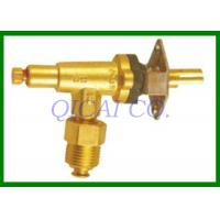 China Lpg Appliance Valve , Inlet Thread M6 × 0.75 V309 Gas Barbecue Grill Valves on sale