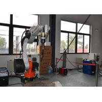 Wholesale Vertical Arc Welding Robot in Euro For Steel Cabinet Net Weight 185kg from china suppliers