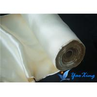 Wholesale 0.8MM Industrial High Temperature Fiberglass Cloth Fire Protection Fiberglass Material For Boats from china suppliers