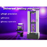 Wholesale Engineering Materials Block Testing Machine , Universal Testing Machine For Polymers from china suppliers