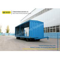 Wholesale Heavy Industry Transporter Flexible Solid Covered Car Trailer 25T from china suppliers