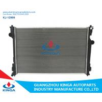 China 2018 Toyota Camry Plastic Toyota Radiator / Car Spare Parts OEM 16400-0V300 on sale