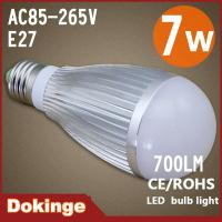 Wholesale high brightness B22 7W 700lm Pure white Australian standard LED Bulb light from china suppliers