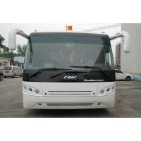 Short Turn Radius Airport Apron Bus Shuttle Bus To The Airport For 102 Passenger