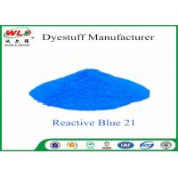 Wholesale C I Reactive Blue 21 Cloth Colour Dye Turquoise Blue SE Chemicals In Dip Dyeing from china suppliers