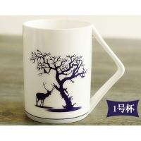 Wholesale certifiction SGS/CE 3932 bone china ceramic mugs personalized custom printed ceramic mugs ash more than 45% from china suppliers