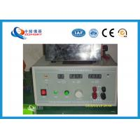 Wholesale Semiconductor Volume Resistivity Testing Equipment 23 ± 2 ℃ Ambient temperature from china suppliers