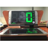Wholesale Universal Android Smartphone Heads Up Display Hud Holder Mount 6 Inch Screen Size from china suppliers