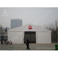 Heat Resistant Industrial Warehouse Tent Canopy Shelter For Storing Raw Materials
