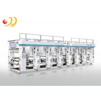 Wholesale Sticker Printing Machine , Computer Control Label Printing Machine from china suppliers