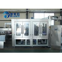 Wholesale Stable Pet Bottle Filling And Capping Machine , Water Bottle Filling Plant from china suppliers