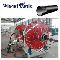 China HDPE Plastic SRTP Composite Pipe Making Machine, SRTP Pipe Production Line on sale
