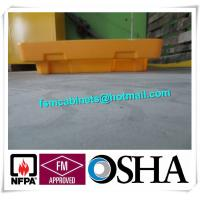 Quality 2 Drum Spill Containment Pallet System For IBC , IBC Tank Spill palletfrom and Spill deck for sale