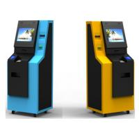 Wholesale ATM Kiosk/Bill Payment Kiosk with Custom Desgin and Sercurity Pinpad/EMV Bank Card Reader/Cash Acceptor etc by LKSKiosk from china suppliers