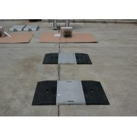 Ultra Low Truck Weigh Scales 20t 50 kg Accuracy Dynamic Portable Axle Weighing Scales