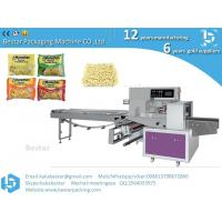 Wholesale Automatic Instant Noodle Flowpack Packing Machine Pillow Bag Packaging Machine from china suppliers