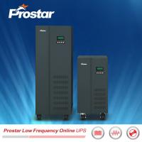 Wholesale Prostar Low Frequency Single Phase 3KVA Online UPS with Battery Bank and Cabinet SU3KB from china suppliers