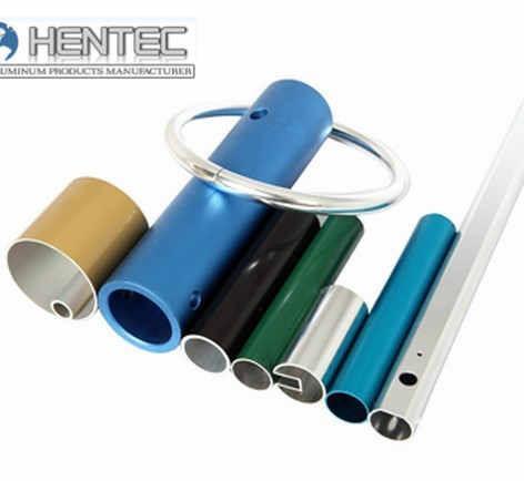 6061 Anodized Aluminum Tubing Images