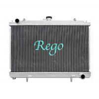 China AT/MT Cooling aluminum Radiator for NISSAN 240SX 1995-1998 AT on sale
