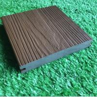 Quality Co Extrusion Hollow WPC Deck Flooring Anti Scratch For Outdoor for sale