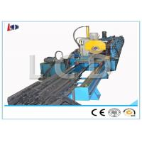 Buy cheap PLC Control Steel Pipe Roll Forming Machine , Square Tube Making Machine 50Hz from wholesalers