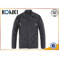 China Comfortable Personalized Custom Jackets Tops And Trousers For Workers on sale