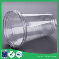 Wholesale PET Plastic clean disposable drinking cup 420 ml for hotel or restaurant using from china suppliers