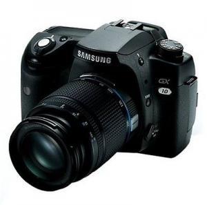 China Samsung GX-10 Digital SLR Camera with 18-55mm Schneider Lens+ 16GB Card + Case on sale