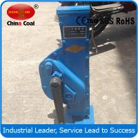 Wholesale Ratchet Rail Jack with Safety Crane Handle from china suppliers