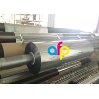 Wholesale 22 Mic Metalized Polyester Film For Paper / Paperboard 3 Inch Core from china suppliers