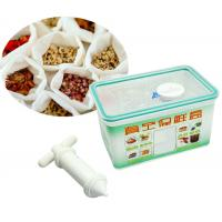 China NEW  fresh  sealer   vacuum  sealed  food  container on sale