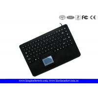 Wholesale IP68 Waterproof Silicone Keyboard With Integrated Touchpad In USB Interface from china suppliers