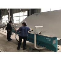 China Semi Auto Glass Bending Machine 0.5 Mm , Insulating Glass Production Line 380V on sale