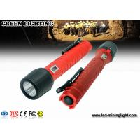Wholesale 18650 Li ion battery Explosion Proof Led Flashlight Cree bulb rechargeable lighting from china suppliers
