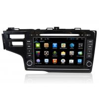 China Car Video Player Honda Navigation System Fit Overseas Digital TFT LCD Panel on sale