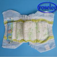 Wholesale Soft Baby Disposable Diapers from china suppliers